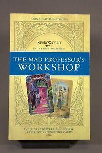 Mad Professor's Workshop by Caitlin Matthews, John Matthews (Cards, 2010) - New