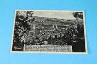 Alte Ansichtskarte - Stuttgart / Ansicht - gelaufen 1937 nach Saulgau