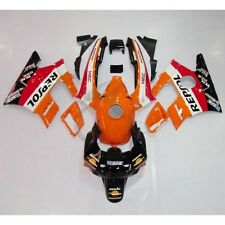 Repsol Plastic Fairing Bodywork Kit For Honda CBR600 F2 CBR600F2 91-94 92 93 5B