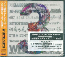 WHITE OUT 3 real snowboarder's compilation Japan CD-NEW