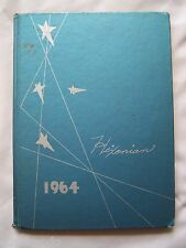 1964 HICKSVILLE  HIGH SCHOOL, YEAR BOOK, HICKSVILLE, OHIO