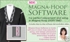 Magna Hoop & Quick-Snap Embroidery Placement Software!