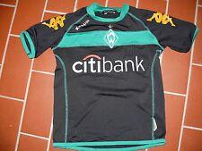Sv Werder Bremen Kappa Event Jersey Season 2008 short Black/Green YXL 152