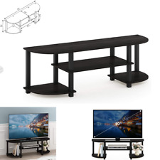 TV Stand Entertainment Center Media Storage Shelf Modern Home Table for 55 inch