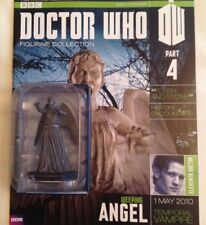 EAGLEMOSS Dr Who Figurine Collection Issue 4 Weeping Angel