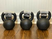 ETHOS Cast Iron Kettlebell 4, 8, 12, 16, 20, 24 kb lb Weight  FREE SHIPPING
