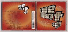 Cd ONE SHOT 80 Volume 1 – OTTIMO '80 Vol 1 - Universal 1998