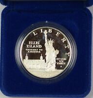 1986 Proof Statue of Liberty Silver Dollar $1 Coin NO BOX or COA SPECIAL PRICE