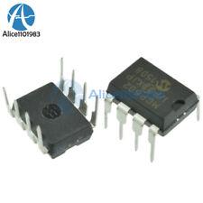 2PCS MCP602-I/P IC OPAMP DUAL SNGL 8-DIP MCP602