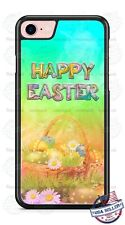 Happy Easter Bunny Basket Phone Case For iPhone 11Pro Samsung LG Google
