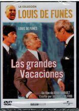Las grandes vacaciones DVD