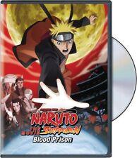 Naruto Shippuden the Movie: Blood Prison [New DVD] Full Frame, Digital Theater