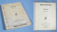 15 Premières SONATES pour PIANO de BEETHOVEN / Volume 1 des 32 sonates