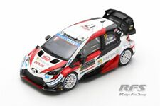 Toyota Yaris WRC Sebastien Ogier Rallye Monte Carlo 2020 1:43 Spark 6551 NEU