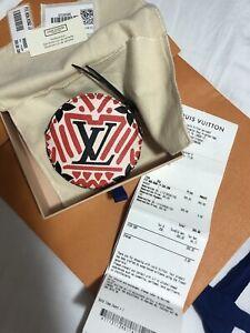 Louis Vuitton Crafty Round Coin Purse