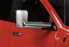 Putco 400520 Door Mirror Cover-Chrome fits 10-17 Dodge Ram w/ Trailer Mirror