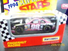 Matchbox 1:64 NASCAR 1994 Ford Thunderbird #98 Derrike Cope Series 2