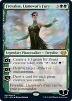 MtG x1 Freyalise, Llanowar's Fury Commander Collection: Green - Magic Card