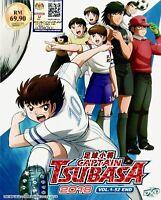 2018 Captain Tsubasa (Chapter 1 - 52 End) ~ 5-DVD SET ~ English Subtitle ~
