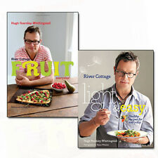 Hugh Fearnley-Whittingstal Collection River Cottage Fruit Every Day! 2 Books Set