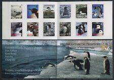 BRIT. ANTARKTIS BAT ANTARCTIC 2006 Pinguine Penguins II Markenheft 434-445 **