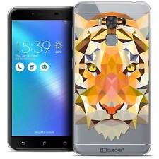 "Cover Case for Asus Zenfone 3 Max plus Zc553kl (5.5 "") Polygon Animal Farthing"