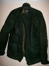 BARBOUR DUKE DRY WAX WINTER JACKET in new condition.
