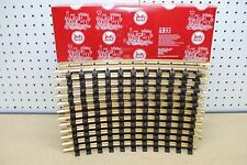 LGB 11000 (1100) x 12 Curved Brass Track 30° r600mm R1 *G-Scale* NEW