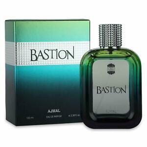 Ajmal Bastion Long Lasting Woody Fragnance Eau De Perfume For Men 100ml