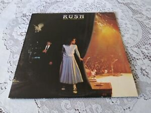 RUSH. EXIT STAGE LEFT. 2 LPS GATEFOLD. MERCURY. SRM-2-7001. 1981.