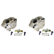 For Mercedes R107 450SL 450SLC Set Pair of 2 Front Passenger Disc Brake Calipers