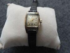 Swiss Made Wyler Incaflex Ladies Vintage Wind Up Watch