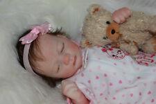 ADORABLE REBORN REALBORN ASHLEY BOUNTIFUL BABY NOW BEAUTIFUL GIRL *MUST SEE*