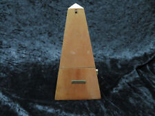 Vintage Seth Thomas Wood Metronome Ser#isi9313-10 Functioning in Good Condition