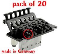 20x Floyd Rose Schaller HIGH QUALITY Saddle Mounting tremolo screws M9604 2.5mm