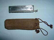 Hohner Mundharmonika Chordomonica-II -- G mit Originalbeutel