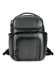 NWOT Tumi Arrive Exclusive Barker Limited Edition Backpack Bag Black $1200