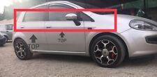Modanature 6 Profili Stampati Cromo Finestrini Fiat Grande Punto/PuntoEvo