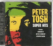 CD BEST OF 10 TITRES--PETER TOSH--SUPER HITS
