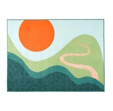 LATTJO Rug, low pile, Multicolour, Brand New, 120x160 cm