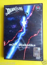 dvd,m2o diabolika,live on network,diabolika house party,techno music,house music