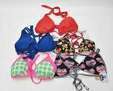 Bikini Bra Top Bathing Swim Suit, LOT of 5, Arizona Jean Co - Sz Small - NWT