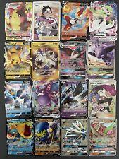 Pokemon TCG 15 Card Lot Ultra Rare Reverse Holos And Rare Check Description