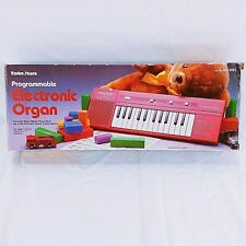 Radio Shack Electronic Organ Programmable 60-1091 Ages 4+ Battery Vintage Tested