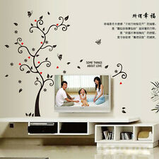 Creative Large Photo Frame Family Tree Removable 3D Wall Sticker Art Decal Decor
