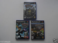Ratchet y Clank 1, Ratchet y Clank 2 & Ratchet y Clank 3 para Playstation 2