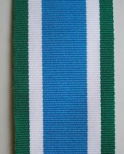 Full Size United Nations Military Medal Ribbon. UN. Ribbon F.