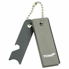 Texar Magnesium Tinder Survival Fire Starter Camping Tool Lighter