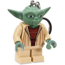 Lego/Star Wars: Yoda Llavero de LED Rotulador/Linterna & Oficial En Paquete