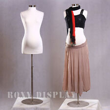 Size 8 with 8 Month Maternity Form Mannequin Manikin Dress Form #F8W8+Bs-04